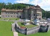 Castelul Cantacuzino din Bucegi