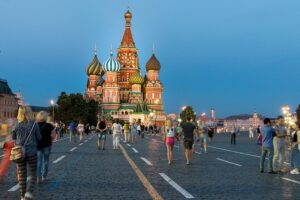 tururi Rusia